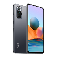 Xiaomi Redmi Note 10 Pro 6/128GB (NFC) Gray/Серый Global Version